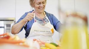 Gemeinsam Kochen, Gisela Bliem